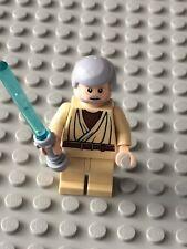 Star Wars LEGO MINIFIG Minifigure sw274 BEN KENOBI 8092 RARE!
