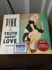 Pink The Truth About Love Deluxe Edition Cd