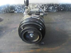 SUBARU OUTBACK A/C COMPRESSOR 5TH GEN, 2.5, EJ25, PETROL (6TH VIN = 9), 09/09-