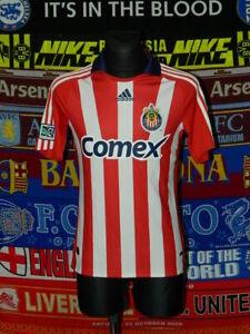 4.5/5 Chivas USA adults S 2008 MLS football shirt jersey trikot soccer