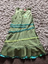 "Girls ""Marese"" Dress Age 6A Or 114"