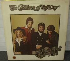 Children Of The Day - Never Felt So Free - 1977 Xian Folk Psych LP Light Records