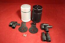 2011-2014 Ford Mustang JLT Oil Separator Black GT Superchaged or Turbo Base Kit