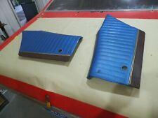1971 plymouth gtx upper interior panels nice mopar 440 B5 blue rare