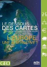 Le Dessous des cartes L'Europe, une alternative DVD NEUF SOUS BLISTER