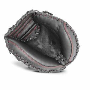 "Under Armour Framer 33.5"" Baseball Catcher's Mitt UACM-100 Right Hand Throw"