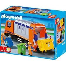 PLAYMOBIL 4418 Garbage Recycling Truck New sealed in box OOP