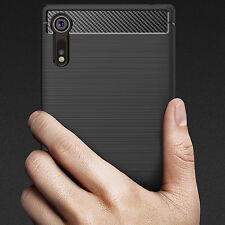 For Sony Xperia XZ /F8332 F8331 G8232 Shockproof Soft Silicone Case Cover Shell