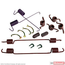 "Complete Rear Brake Drum Hardware Kit for Ford E-250 VAN 1975-2002 w// 2.5/"" Shoe"