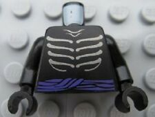 Lego Ninjago Minifigure body Torso Lord Garmadon Minifig Part 9446