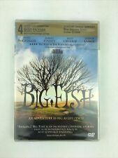 Big Fish (Dvd, 2004) Tim Burton New Sealed