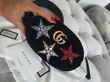 Gucci GG Marmont Velvet Belt Bag Stars Bumbag £RRP 1.250