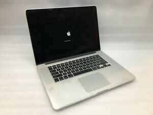 Faulty Apple MacBook Pro Laptop i7 2.3GHz ??GB RAM ??GB SSD For Parts or Repair