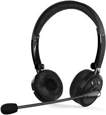 Bluetooth Cell Phone Headset Noise Cancelling Trucker Vxi Blue Parrot B350Xt
