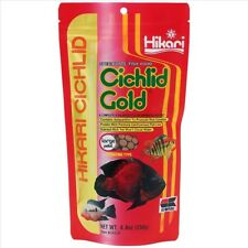 Hikari Cichlid Gold 250g LARGE Size Pellet 7-8mm - Floating Tropical Fish Food