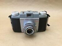 Vintage Kodak Pony 135 Model B 35mm Flash 200 Shutter Film Camera