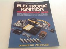 Mitchells ELECTRONIC IGNITION Troubleshooting Guide Domestic Vehicles Soft Cover