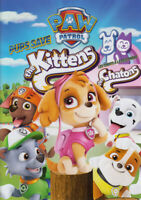 PAW Patrol - Pups Save The Kittens (Bilingual) New DVD
