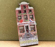 Niederlande Amsterdam Souvenir Shop Hölzern Kühlschrankmagnet Magnet