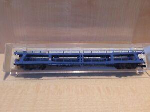 WN314) Fleischmann 8290 K - Autotransportwagen - DB - OVP