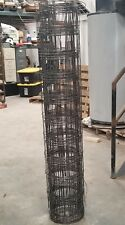 Welded Wire Mesh Roll Metal 5ft x 50ft, Concrete structures, Gardening, Fencing