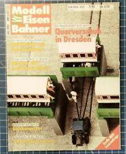 Modelleisenbahner Juli/92 B21179