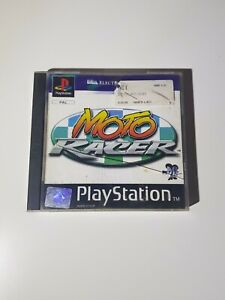 Moto Racer - PlayStation 1 (Ps1)