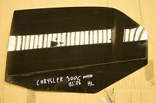 Chrysler 300C Touring Türscheibe Fensterscheibe HL Getönt Safeguard 43R-000265