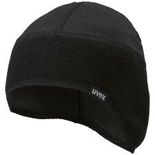 Uvex Winter-Helm-Mütze Unterhelm-Mütze  Unterziehmütze schwarz unisex