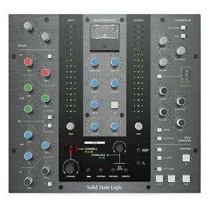 Solid State Logic UC1 Plug-In Control Surface, Channel Strip & Bus Compressor