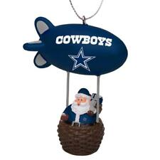 906e1b367 Dallas Cowboys NFL Forever Collectibles Santa Blimp Ornament - With Tag