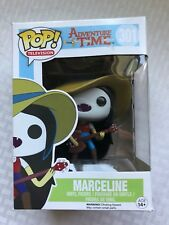 Funko POP! TV Adventure Time Vinyl Figure MARCELINE Guitar Action Figure #301