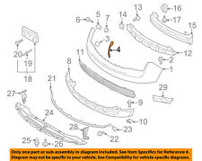 FORD OEM Front Bumper-Outer Support Right 7T4Z17C972A