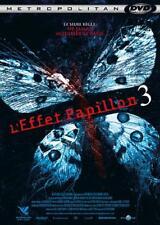 L'Effet papillon 3 DVD NEUF SOUS BLISTER