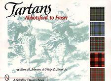 3 Volumes - TARTANS - Abbotsford to Yukon, Complete set by Johnson & Smith