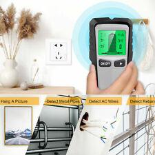 5in1 Digital Stud Finder Electronic Wood Metal Pipe Wire Wall Sensor Scanner LCD