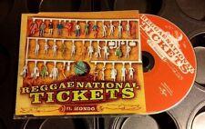 REGGAE NATIONAL TICKETS / IL MONDO - CD single (printed in Italy 2000)