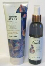 Bath & Body Works Mineral Co MOON STONE Soothing BODY Cream Fine Fragrance MIST