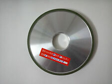 Free Shipping 125x10mm Diamond Grinding Wheel Grit 400 Cutter Tool Grinder