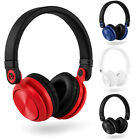 Urbanz Lazer Bluetooth Headphones | Foldable Portable Wireless Headset with Mic