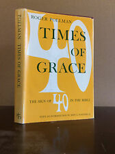 TIMES OF GRACE: The Sign of 40 in the Bible By Roger Poelman - 1964, Catholic