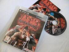 Videojuegos de lucha luchas NAMCO