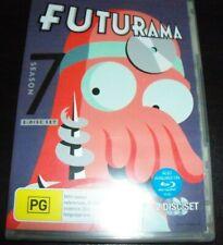 Futurama Season 7 (Australia Region 4) DVD – New