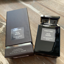 Tom Ford Oud Wood Eau De Parfum 3.4 Oz 100 Ml Spray Unisex New In Box Sale