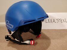 GIRO Chapter Blue Ski Helmet Medium snowboard bern sandbox smith baker holt poc