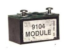 OMEGA GS 290 2862 9104 PULSE CONTROL MODULE USED! FAST SHIPPING! (G10)