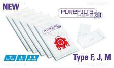 Miele Fjm Aspirapolvere Sacchetti + Filtri C2 C1 Compatto Hepa Soluzione