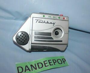 Vintage Original Tiger Talkboy Cassette Player Silver 1992 Home Alone 2 Movie