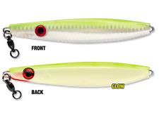 Williamson Vortex Speed Jig , Chartreuse Glow , 200 Grams