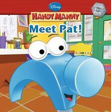Meet Pat! (Disney Handy Manny) by Disney Book Group